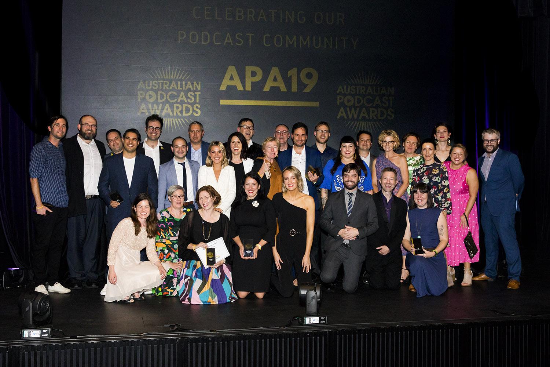 Australian Podcast Awards 2021 Judges Revealed